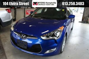 2013 Hyundai Veloster Base Auto A/C 7 Screen!