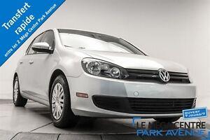 2013 Volkswagen Golf 2.5L Trendline *PROMO PNEUS D'HIVER*