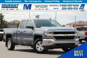 2016 Chevrolet Silverado 1500 LT Double Cab True North Edition