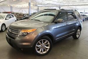 2011 Ford Explorer LIMITED 4D Utility 4WD V6