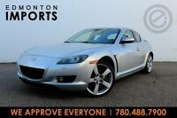 2004 Mazda RX-8 GT | LEATHER | CERTIFIED | ONLY 124 KMS