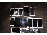 Iphone screens job lots