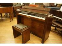Eavestaff Art Deco Piano and stool. Tuned & delivery available