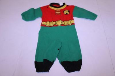 Infant/Baby Robin Teen Titans 6/12 Months Halloween - Teen Baby Kostüm