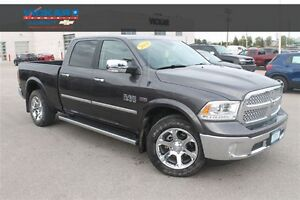 2014 Ram 1500 Laramie * Accident Free * Luxury! *