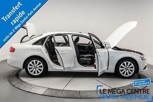 2013 Audi A4 2.0T QUATTRO * TOIT OUVRANT, XENON