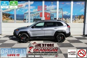2015 Jeep Cherokee Trailhawk, No-Accidents, Not Smoked In, LOADE