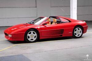 1990 Ferrari 348 ts - Serviced / Tubi Exhaust / Original Paint
