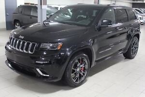 2016 Jeep Grand Cherokee SRT8 4X4 *CUIR/TOIT/NAV/TECH*