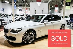 2012 BMW 7 Series xDrive M PKG | DVD | OVERHEAD DISPLAY | NIGH V