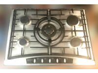 NEF 5 RING GAS HOB with OPERATING INSTRUCTIONS