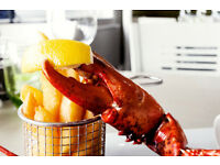 Assistant Restaurant Manager Required at Busy Seaside Restaurant
