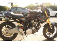 Derbi Mulhacen Cafe 659 Yamaha MT 03 XT 660 Scrambler cafe racer motorcycle