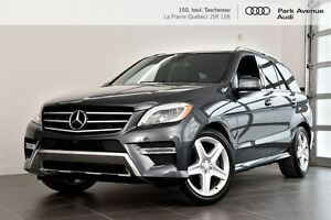 2014 Mercedes-Benz M-Class ML350 BlueTEC 4MATIC ! NOUVEL ARRIVAG