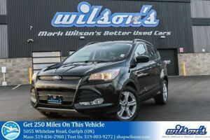2014 Ford Escape SE SUV! LEATHER! NAVIGATION! REAR CAMERA+SENSOR