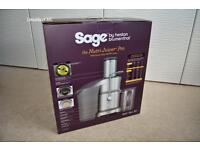 sage by heston blumenthal juicer