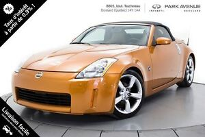 2004 Nissan 350Z Base w/Burnt Orange Vented Seats