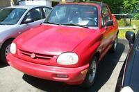 SUZUKI X90 4X4 T-TOP Automatic 1996