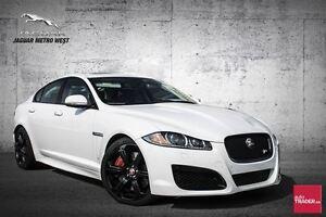 2015 Jaguar XF XFR