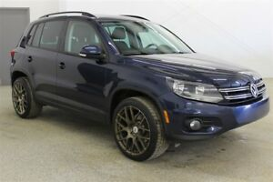 2014 Volkswagen Tiguan Trendline | No Accidents | AWD | Bluetoot