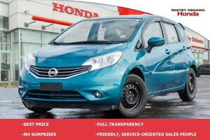 2015 Nissan Versa Note S 1.6 | Automatic