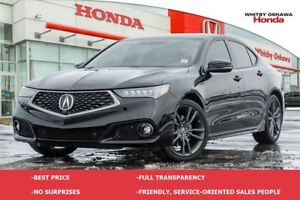 2018 Acura TLX Elite + A-Spec Package | Automatic