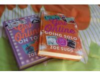 Zoella books / one signed!