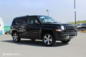 2016 Jeep Patriot High Altitude! 4X4! Leather! SUNROOF!