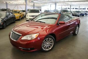 2012 Chrysler 200 TOURING 2D Convertible