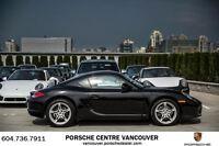 2009 Porsche Cayman Tip PDK + Porsche Approved Certified Warrant