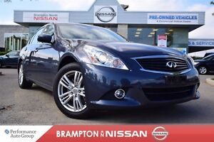 2013 Infiniti G37X Premium *Leather,Heated Seats,Sunroof*