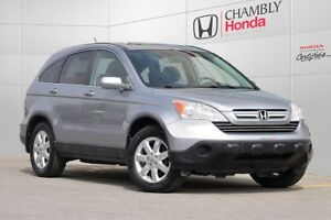 2008 Honda CR-V EX-L*AWD*CUIR*TOIT