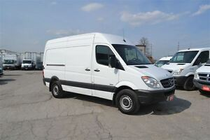 2012 Mercedes-Benz Sprinter High Roof No accidents