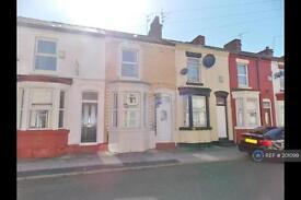 2 bedroom house in Hinton Street, Liverpool, L6 (2 bed)