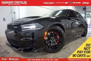 2016 Dodge Charger SRT HELLCAT| COMPANY DEMO| 707 HP|