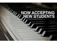 Piano Lessons- Beginner to Grade 5!