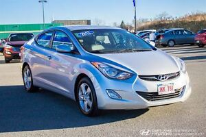 2012 Hyundai Elantra GLS! SUNROOF! HEATED SEATS