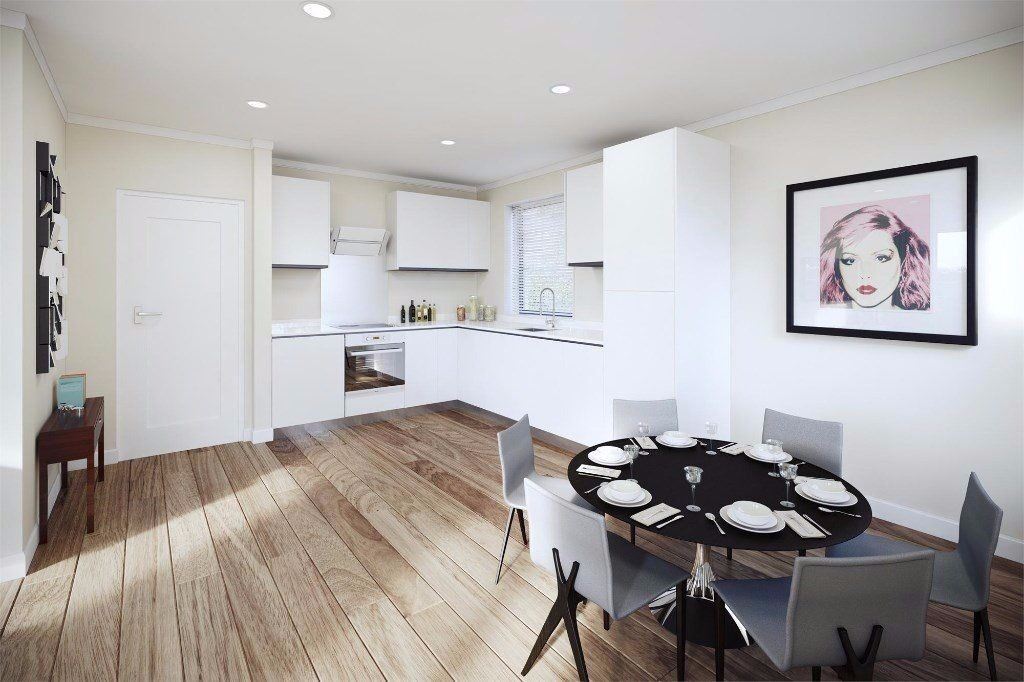- Perfect for students or professionals - brad new 1bed apartment in E3! Only £325 ready for rent!!