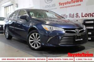 2015 Toyota Camry LOADED XLE LEATHER NAVIGATION