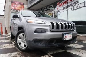 2015 Jeep Cherokee Sport | Bluetooth | Trip Compuer |