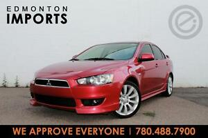 2008 Mitsubishi LANCER GTS | CERTIFIED | WE APPROVE EVERYONE