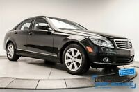 2009 Mercedes-Benz C-Class C230 4MATIC, CUIR, BLUETOOTH