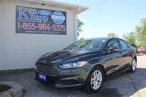 2015 Ford Fusion SE SYNC 2.5L 18' WHEELS BACKUP CAMERA