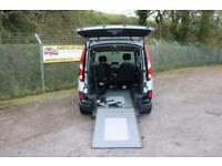 Renault Kangoo 1.6 Expression 5DR Auto [AC] WHEELCHAIR ADAPTED (cosmic grey) 2011