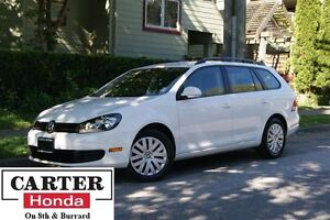 2013 Volkswagen Golf 2.5L Trendline + WAGON! + HEATED SEATS + LO