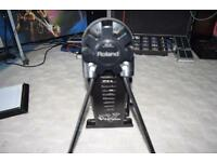 Roland kd8 and premier bass drum pedal