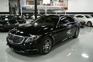 2014 Mercedes-Benz S-Class S550 AMG LWB | WARRANTY | LOADED