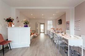 Salon For Rent