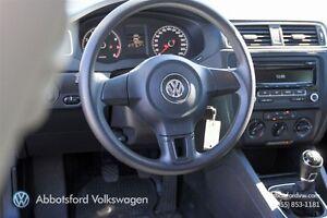 2013 Volkswagen Jetta TRENDLINE+2.0L 5-SPEED MANUAL