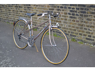 Vintage Peugeot Mixte (like new, ladies bike, bicycle with Brooks saddle)